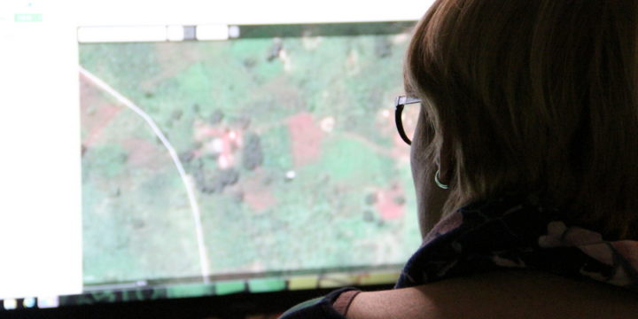 Pierwsze mapy cyfrowe z Suwałk dla Ugandy